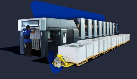 empaques y cajas impresión